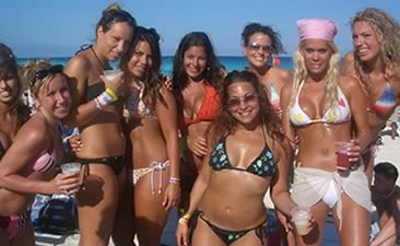 Spring party break cancun hotels THE 10